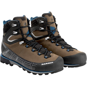 Mammut Kento High GTX Chaussures Homme, bark-black